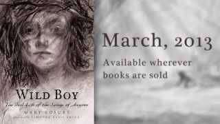 Wild Boy book trailer