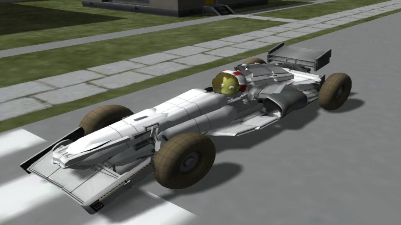 Ksp Race Car
