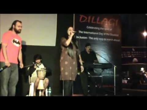 Disability RAP by Ashwini Mishra and Manmeet Kaur from JAPA (3 Raps)