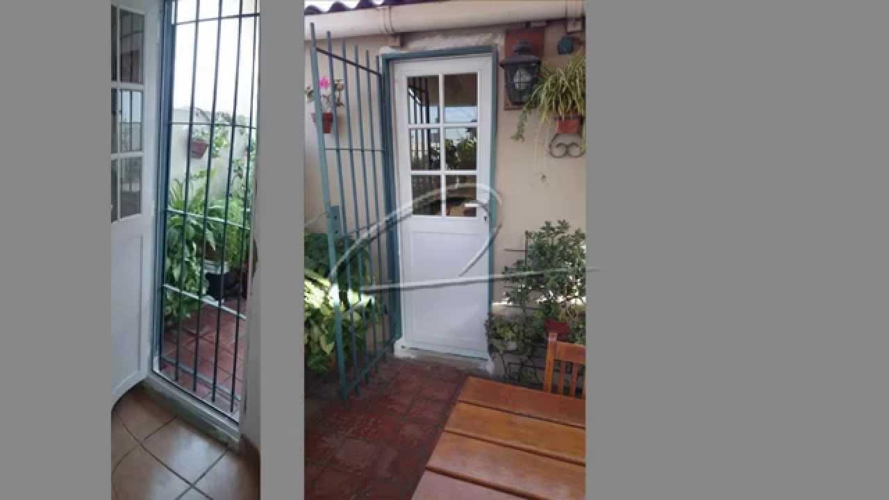 Cambio puerta de chapa por puerta de aluminio eco alum s for Como reciclar una puerta de chapa