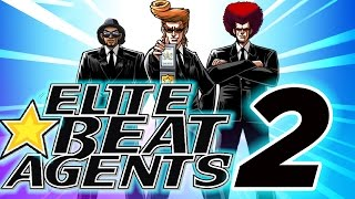 Interview: Is It Time for ELITE BEAT AGENTS 2? The Game