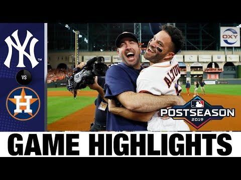 Jose Altuve's walk-off