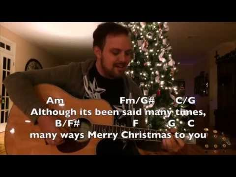 The Christmas Song (Chestnuts Roasting On An Open Fire) [Key: C]- Lyrics & Chords