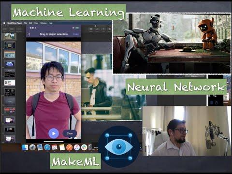 Нейронные сети. Машинное обучение. Core ML. AR Kit. Vision. Make ML — всё за 27 минут!