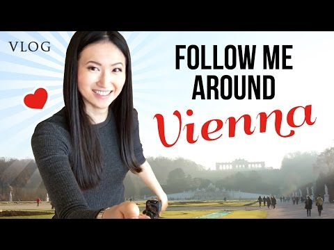 Follow Me Around - Christmas in Vienna, Places I Love!!