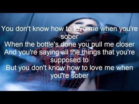 Selena Gomez - Sober (Piano Version)