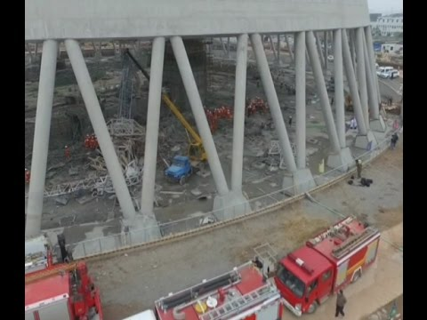 Update: Rescue Work Underway in Jiangxi Power Plant Collapse