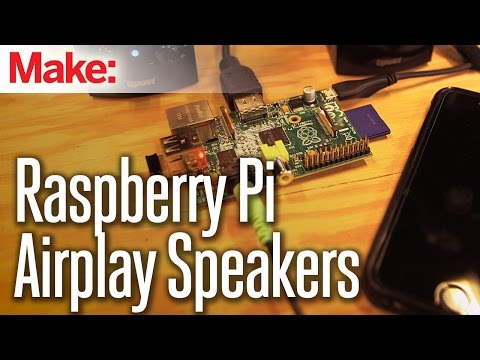 Raspberry Pi Airplay Speaker