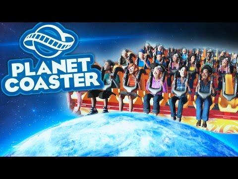 MOOISTE ACHTBAAN VAN DE WERELD!! - Planet Coaster #15