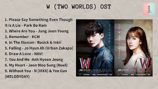 FULL ALBUM  W (TWO WORLDS) OST (런온 OST)