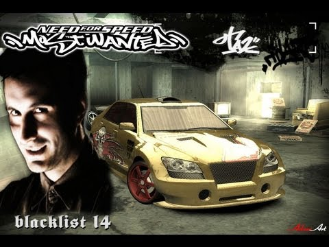 Nfs Most Wanted Blacklist 14 Taz Hd Pc Youtube