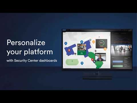 Security Center 5.8 overview webinar