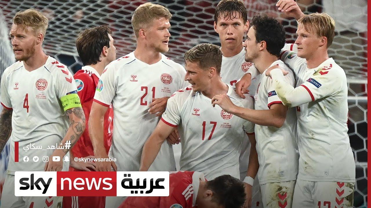 إيريكسن صانع المعجزة الدنماركية | #الرياضة  - نشر قبل 9 ساعة