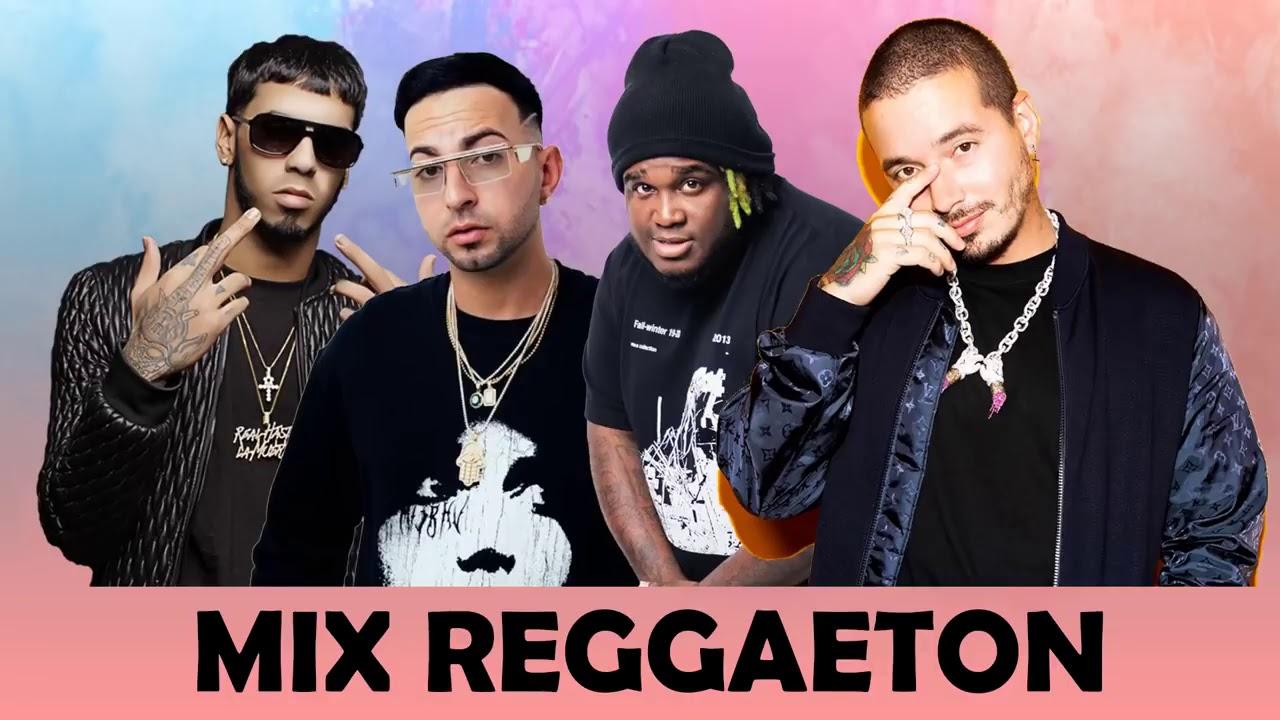 Top Latino Songs 2020 - J Balvin, Nicky Jam, Ozuna, Wisin, Becky G, CNCO - Mix Reggaeton