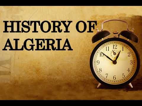 History of Algeria