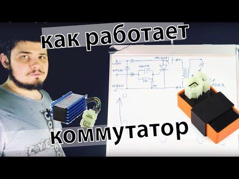Как работает коммутатор