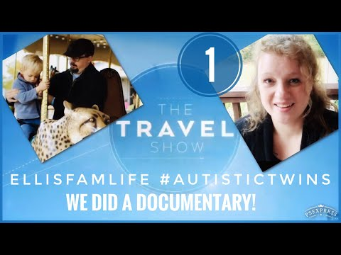 👏🏻🤩 AUTISM TRAVEL: TRAVELING WITH NONVERBAL AUTISTIC BOY TWINS: How did we get a gig with BBC??!!