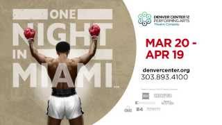 One Night in Miami - Commercial - Denver Center for the Performing Arts