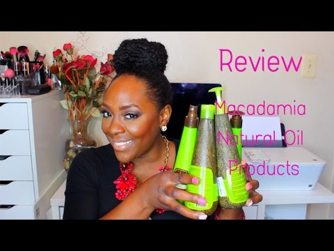 Macadamia Natural Oil Products Review