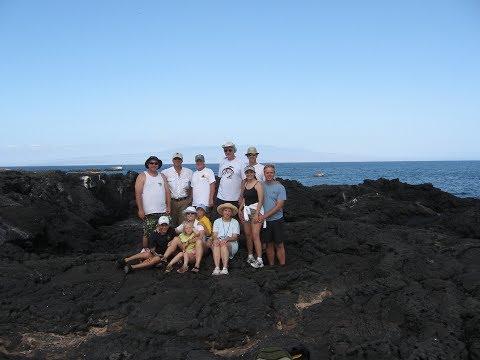 Galapagos Family Trip on the Beluga May 2006