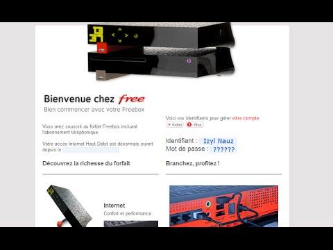 Free Box Revolution Modifier Le Mot De Passe Wifi Youtube