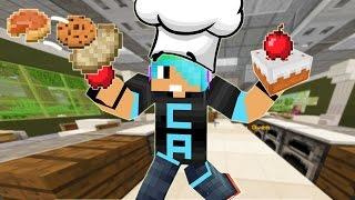 Minecraft / Restaurant Rush / Welcome to Chad's Restaurant! / Gamer Chad