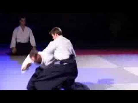 Démonstration Aiki-jutsu