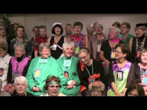 UAH '67 Nursing Reunion, Salt Spring, Oct.12, 2012
