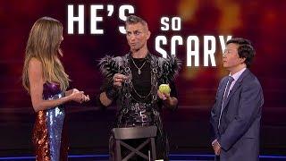 Aaron Crow IMPOSSIBLE ARROW SHOOT - OMG 🔥 - America's Got Talent 2018