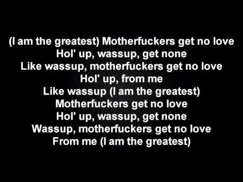 Logic - I Am The Greatest Lyrics
