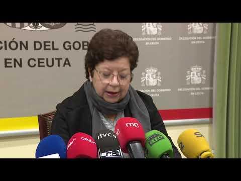 La delegada del Gobierno asegura que la ministra de Hacienda garantizará con un aval la partida de la Desaladora y la frontera cuando se aprueben los presupuestos