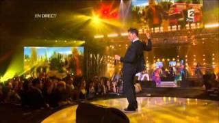 Christophe Mae - Je me lache // Victoires de la musique 2011