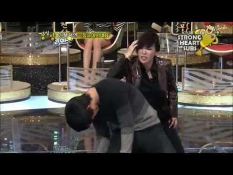 [HD] Cute Taecyeon vs Beast Taecyeon (please read the description)