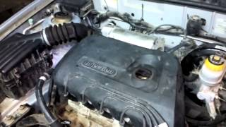 Замена масла и промывка двигателя Дэу Сенс ЗАЗ Сенс ZAZ Chance