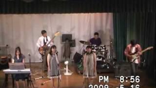 えまのん(6th) 2009年5月16日、岡山市北区吉備津ライヴワン「セピア」に...