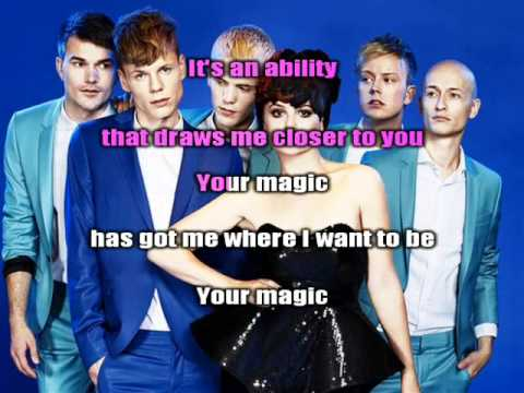 Alphabeat - The Spell (Karaoke)