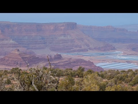 Anticline Overlook, Exploring the Canyonlands, Ultimate Road Trips