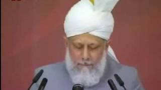 Friday Sermon: 14th August 2009 - Part 2 (Urdu)