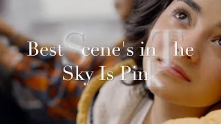 The Sky is pink :Niren (Farhan Akhtar) and Aditi's (Priyanka Chopra