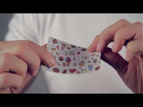 «Визитка» — онлайн программа - визитные карточки бесплатно.