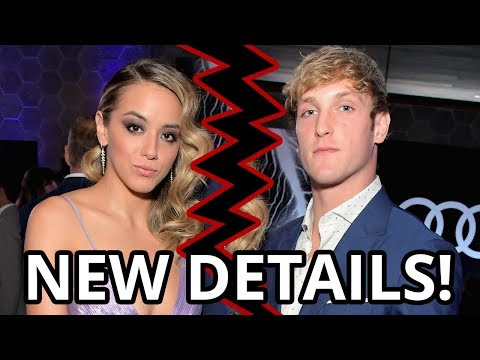 Logan Paul & Chloe Bennet SECRET Breakup Details!