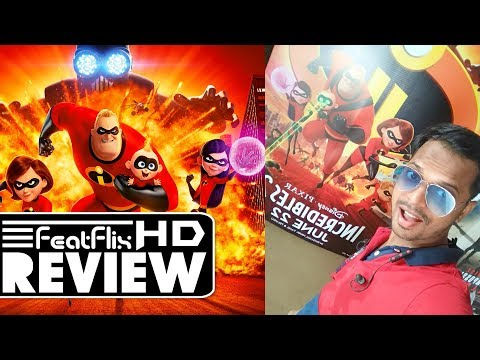 Incredibles 2 (2018) Animation, Action & Adventure Movie Review In Hindi   FeatFlix