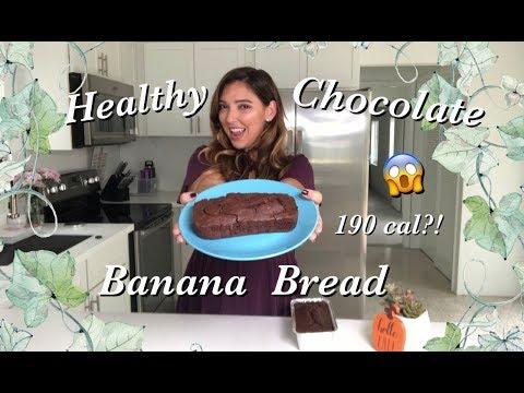 healthy banana bread recipe with Alex! | tarte talk