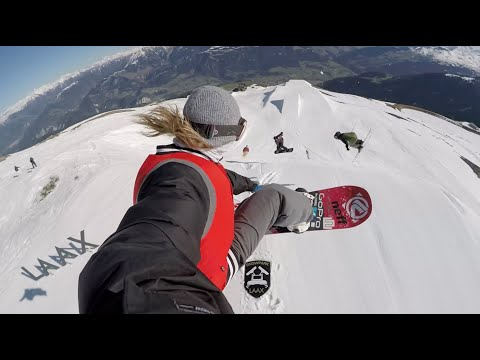 GoPro: Tim Humphreys Laax Snowboarding Athlete Camp B Roll