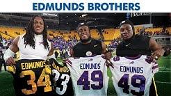 Edmunds Brothers on Super Bowl Live