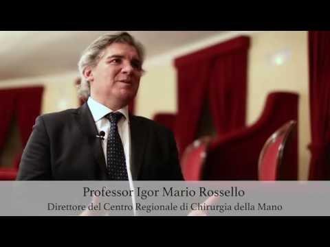 Video di Inaugurazione XXXV Corso Propedeutico di Chirurgia della Mano - Intervista al Professor Rossello 2
