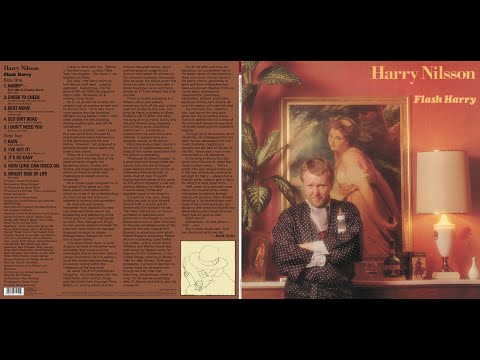 Harry Nilsson - Flash Harry (Full Album)
