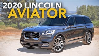2020 Lincoln Aviator Review - First Drive