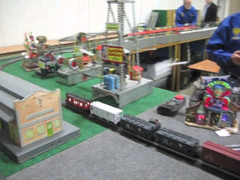 ACSG Wash and Old Dominion Freight Train and Passenger Train