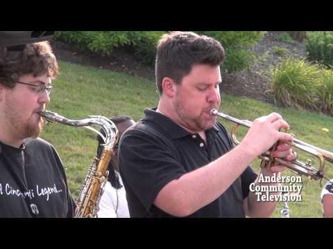 Party On the Plaza -Leroy Ellington & The E-Funk Band